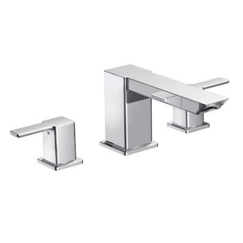 Moen 90-degree Roman Tub Faucet Trim Chrome