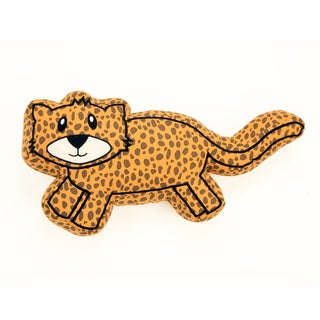 One Grace Place Jazzie Jungle Boy Cheetah Decorative Pillow