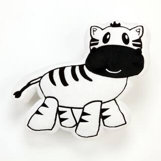 One Grace Place Jazzie Jungle Boy Zebra Decorative Throw Pillow|https://ak1.ostkcdn.com/images/products/9826733/P16991144.jpg?impolicy=medium