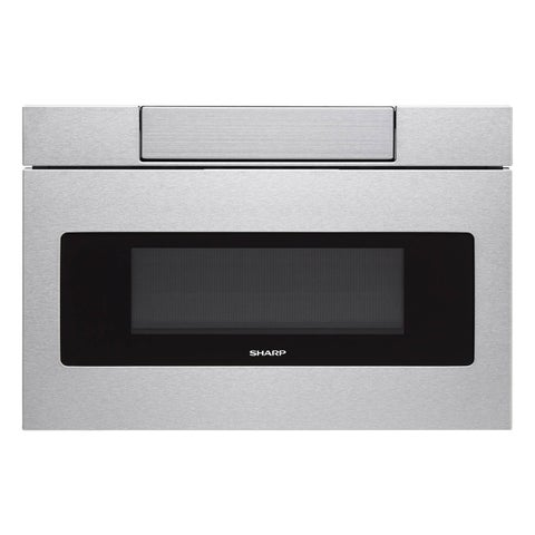 Sharp Stainless Steel 24-inch Microwave Drawer