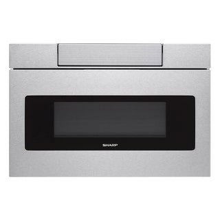 Sharp 24-inch Stainless Steel Microwave Drawer, Model SMD2470AS