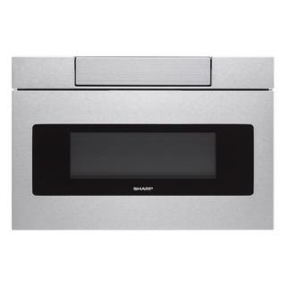 Sharp Stainless Steel 24 Inch Microwave Drawer