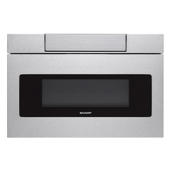 Sharp 24 inch stainless steel microwave drawer model for 24 inch built in microwave stainless steel