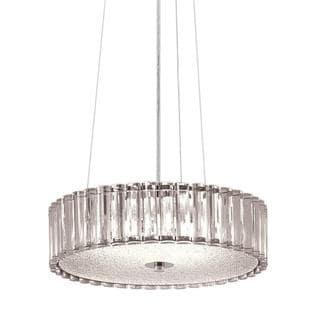 Kichler Lighting Contemporary 4-light Chrome Pendant