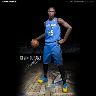 Enterbay X Real Masterpiece RM-1048 NBA Collection - Kevin Durant 1:6 Figure