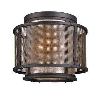 Troy Lighting Copper Mountain 4-light Flush