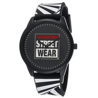 Xtreme Boys Black/ White Round Dial Watch