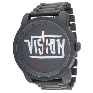 Vision Street Wear Legend Grey Metal Round Watch