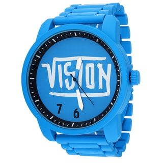 Xtreme Vision Street Wear Blue Metal Round Watch