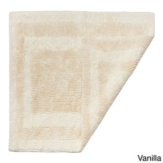 HygroSoft Reversible Cotton Bath Rug (More options available)