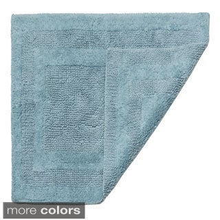 HygroSoft Reversible Cotton Bath Rug