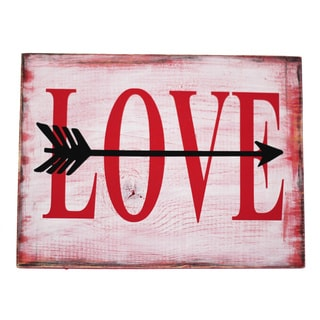 Love With Arrow Decorative Accessory