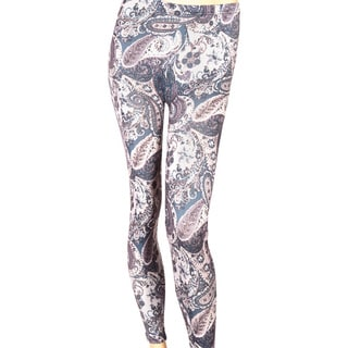 Women's Full-length Geometric Printed Leggings