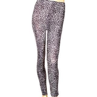 Women's Full-length Cheetah Printed Leggings