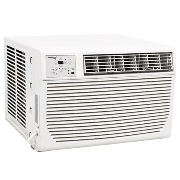 Koldfront 18 500 btu heat cool window air conditioner sold by living