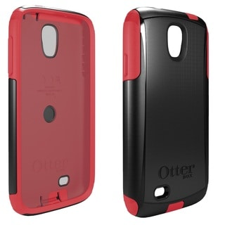 OtterBox 77-27785 Commuter Series Raspberry Case for Samsung Galaxy S4