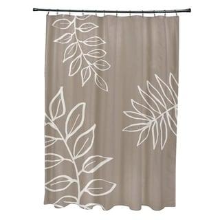 Beige Shower Curtains - Overstock.com - Vibrant Fabric Bath Curtains