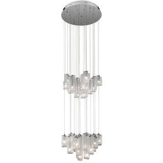 Kichler Lighting Contemporary 30-light Chrome Chandelier