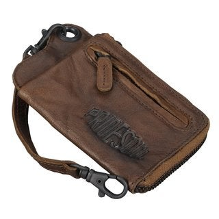 Pride & Soul Knox Brown Leather Wallet