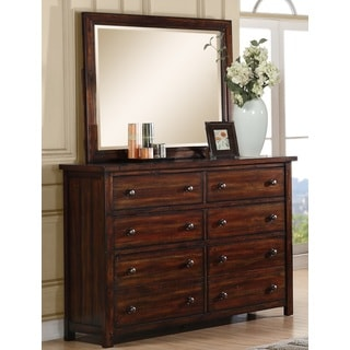 Picket House Furnishings Danner Dresser & Mirror Set