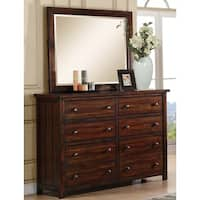 Gracewood Hollow Ingpen Dresser & Mirror Set