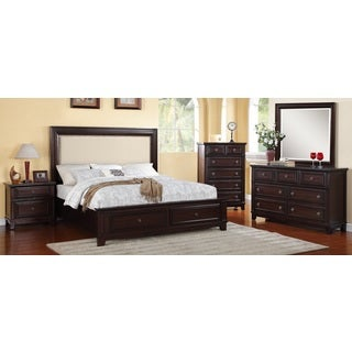 Copper Grove Dalby Storage 5PC Bedroom Set