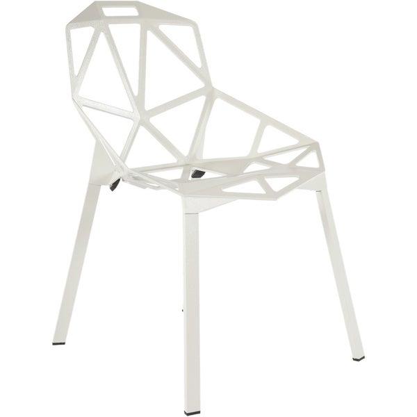 Hans Andersen Home Gio Powder Coated Steel Chair