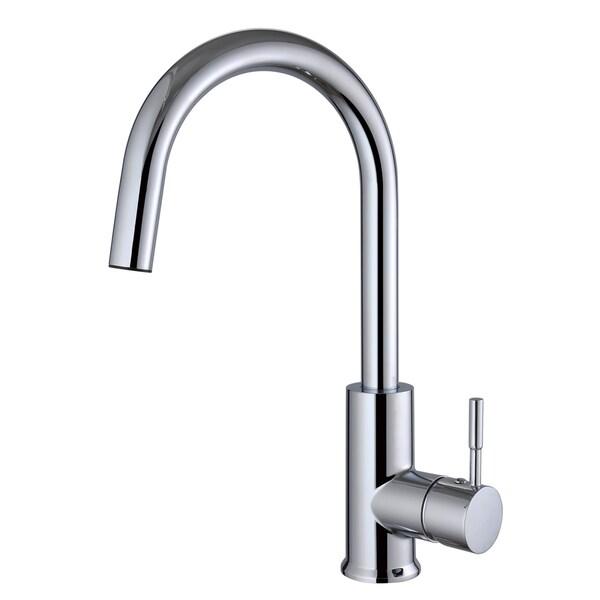 Century Home Living Lever Single Handle Kitchen Faucet