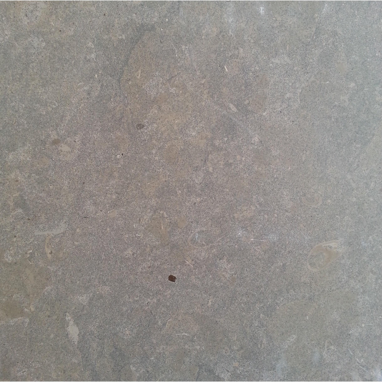 Limestone 12 Inch Nova Blue Honed Natural Floor And Bathroom Tile Pack Of 100