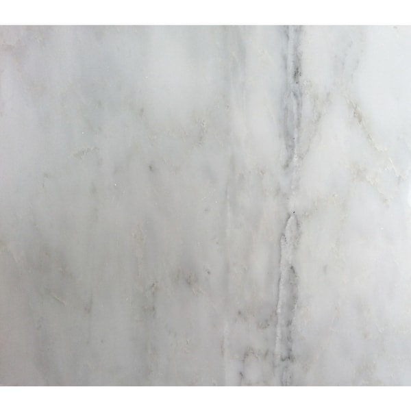 Marble 12 inch White Statuary C Natural Floor and