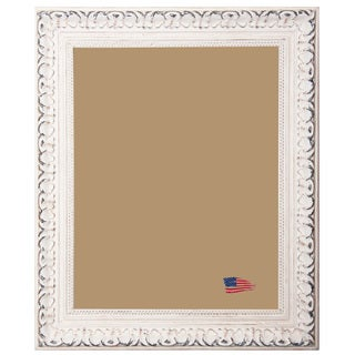 Rayne French Victorian White Frame