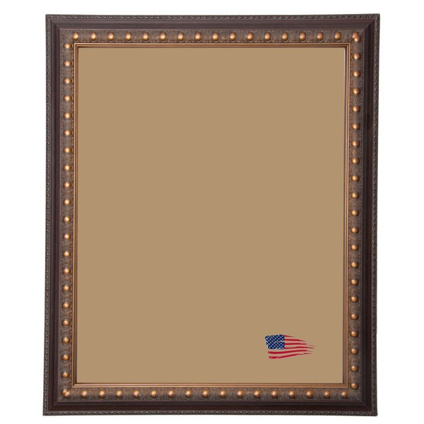 Rayne Traditional Cameo Bronze Frame