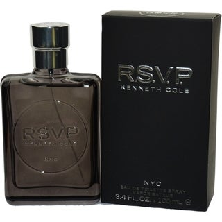 Kenneth Cole RSVP Men's 3.4-ounce Eau de Toilette Spray