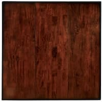 Furniture of America Katrine Dark Cherry Counter Height Dining Table