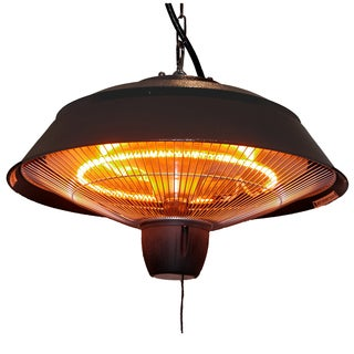 EnerG+ HEA-21723 1500 Watt Hanging Electric Infrared Heater