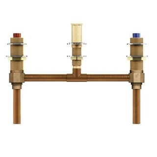 Moen M-Pact Two-handle Roman Tub Valve
