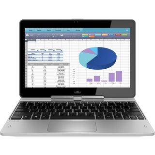 "HP EliteBook Revolve 810 G3 11.6"" Touchscreen LED 2 in 1 Netbook - In"