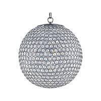 Maxim Lighting Glimmer 5-light Bronze Singletier Chandelier
