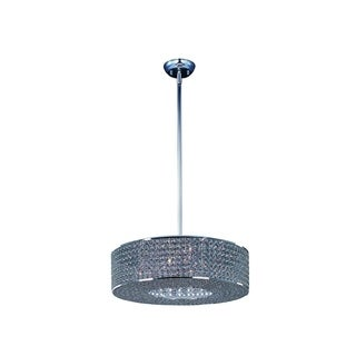 Maxim Metal 6-light Other Glimmer Single Pendant