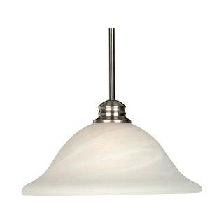 Maxim Lighting Essentials 1-light Chrome 9106xSingle Pendant