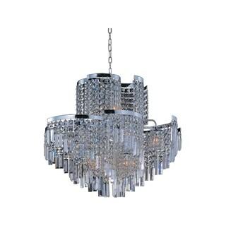 Maxim Lighting Belvedere 19-light Chrome Single Pendant