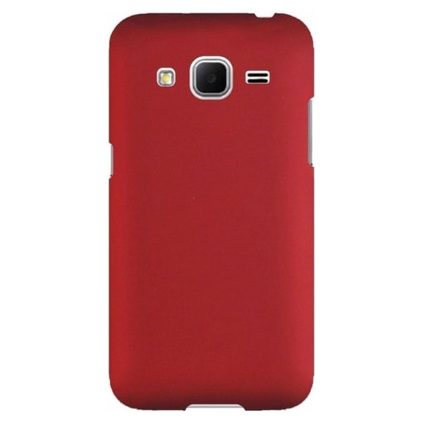 ... Layer Hybrid Rubberized Matte Case Cover For Samsung Galaxy Core Prime
