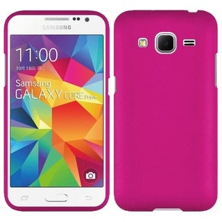Insten Hard Snap-on Rubberized Matte Phone Case Cover For Samsung Galaxy Core Prime/ Prevail