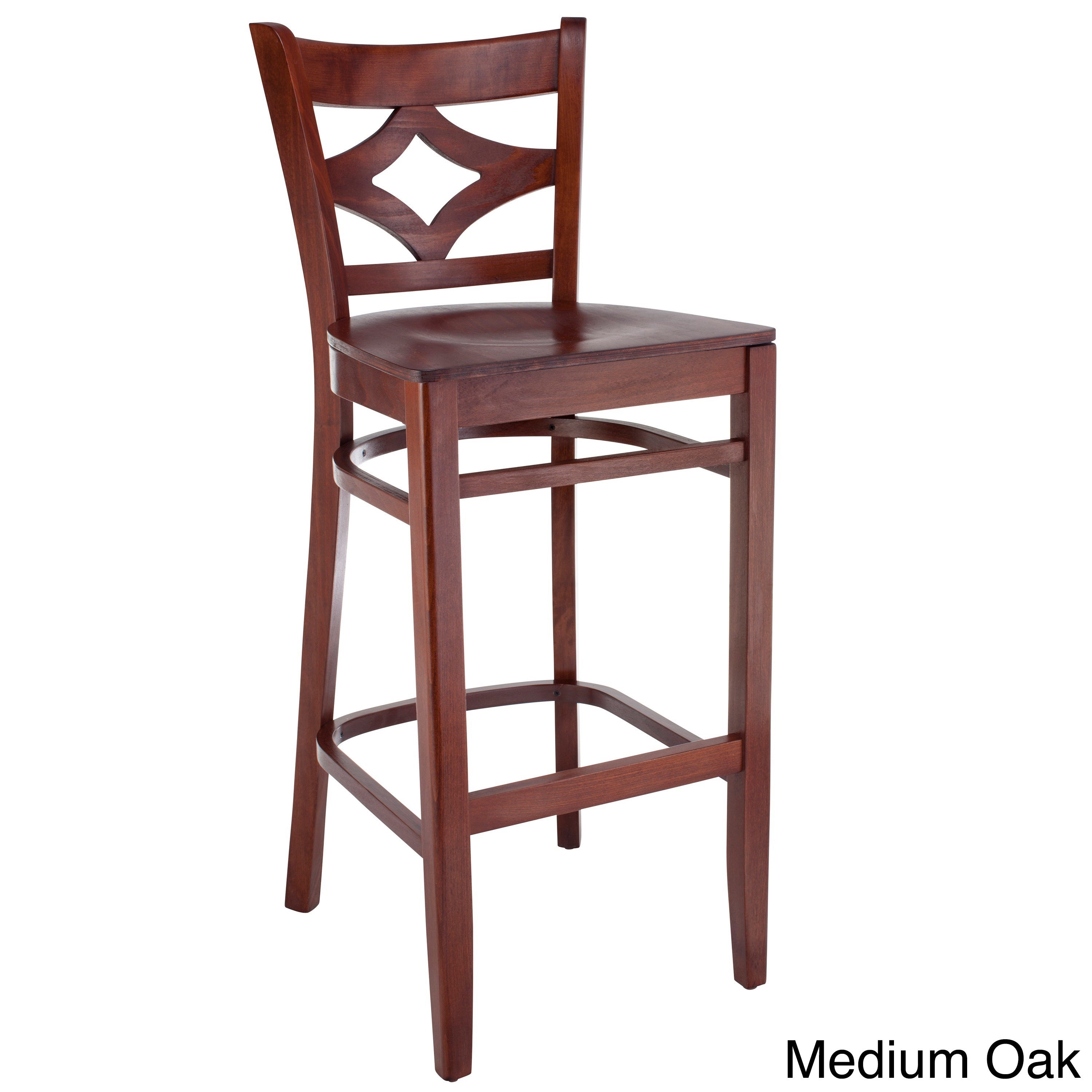 Medium Oak Dining Furniture at Overstockcom : Vegas Wood Bar Stool 2ca99216 3317 45c5 a325 66b56cce3211 from www.overstock.com size 3000 x 3000 jpeg 751kB