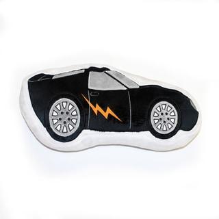 Teyo's Tires Decorative Race Car Throw Pillow
