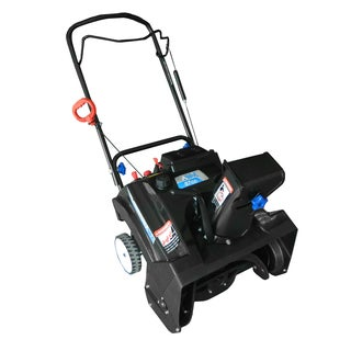 AAVIX AGT1420 Gas Powered Single Stage Snow Thrower, 20-inch