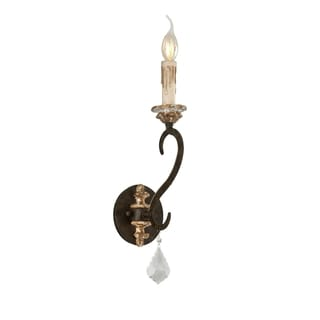 Troy Lighting Bordeaux 1-light Wall Sconce