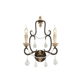 Troy Lighting Bordeaux 2-light Wall Sconce