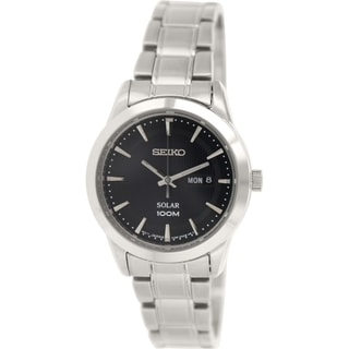 Seiko Women's SUT161 Stainless Steel Quartz Watch