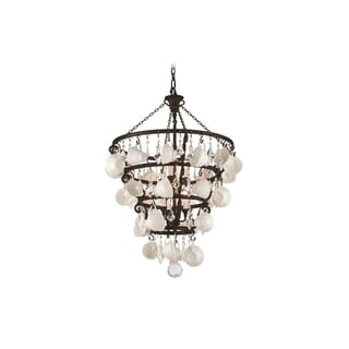 Troy Lighting Barista 8-light Chandelier